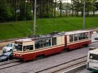 Санкт-Петербург. ЛВС-86К №5100