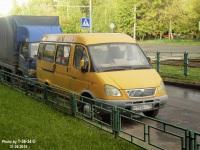 Москва. ГАЗель (все модификации) т958ку