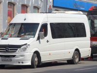 Владивосток. Mercedes-Benz Sprinter 515CDI а455ов