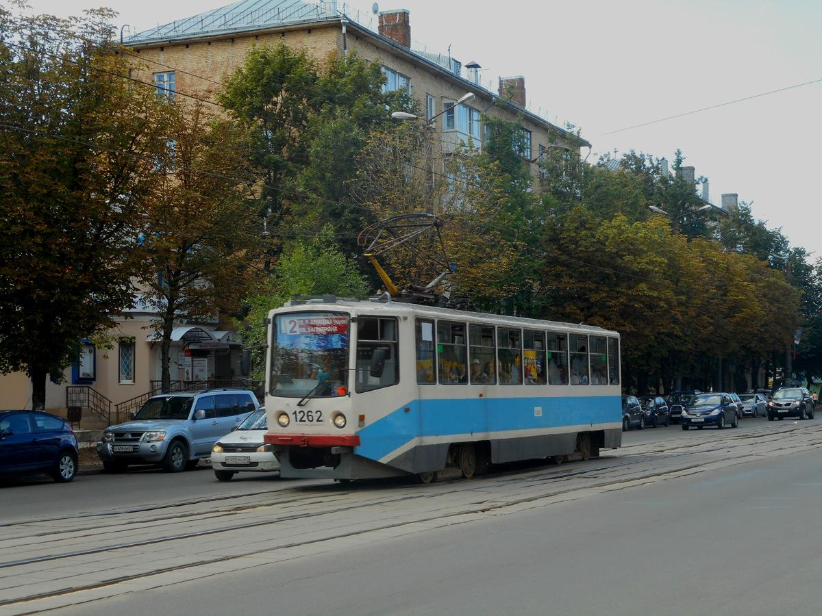 Смоленск. 71-608КМ (КТМ-8М) №1262