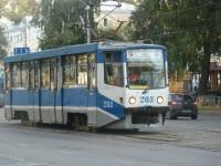 Новокузнецк. 71-608КМ (КТМ-8М) №203