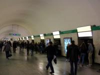 Санкт-Петербург. Станция метро Площадь Александра Невского-1
