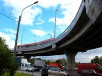 Санкт-Петербург. Трамвайная эстакада Володарского моста