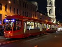 Санкт-Петербург. 71-623-03 (КТМ-23) №3711, 71-623-03 (КТМ-23) №3712