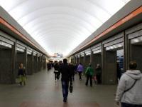 Санкт-Петербург. Станция метро Улица Дыбенко
