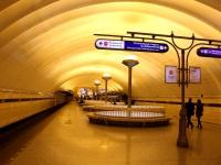 Санкт-Петербург. Станция метро Спортивная-1