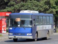 Комсомольск-на-Амуре. Daewoo BS106 в917мт
