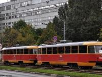 Москва. Tatra T3 (МТТЕ) №1308