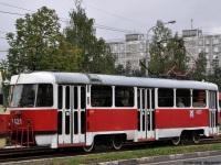 Москва. Tatra T3 (МТТЧ) №1421