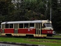Москва. Tatra T3 (МТТЧ) №1412