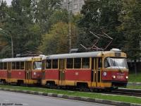 Москва. Tatra T3 (МТТЕ) №1316, Tatra T3 (МТТЕ) №1301