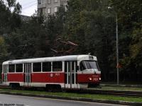 Москва. Tatra T3 (МТТЧ) №1404