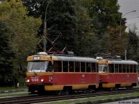 Москва. Tatra T3 (МТТЕ) №1300, Tatra T3 (МТТЕ) №1308