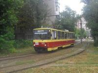 Ростов-на-Дону. Tatra T6B5 (Tatra T3M) №828
