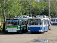 Нижний Новгород. ЗиУ-682 КР Иваново №3529, МТрЗ-6223 №3615