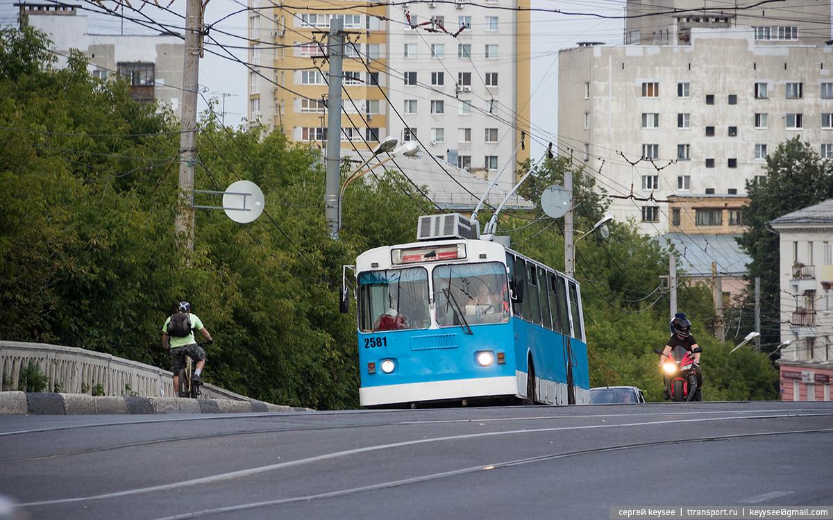 Нижний Новгород. Нижтролл №2581