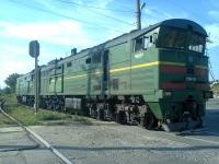 Николаев. 2ТЭ10М-2421