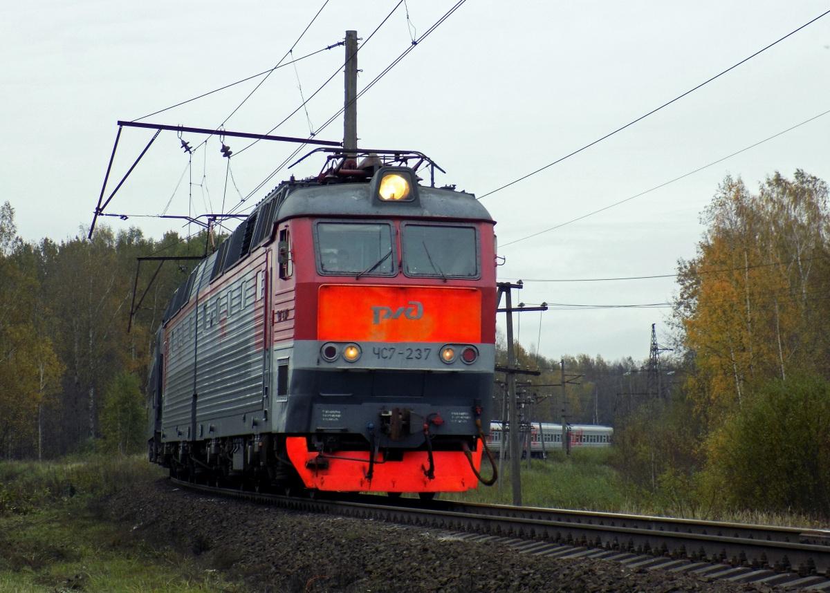 Санкт-Петербург. ЧС7-237