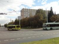 Минск. АКСМ-221 №5383, АКСМ-32102 №5428