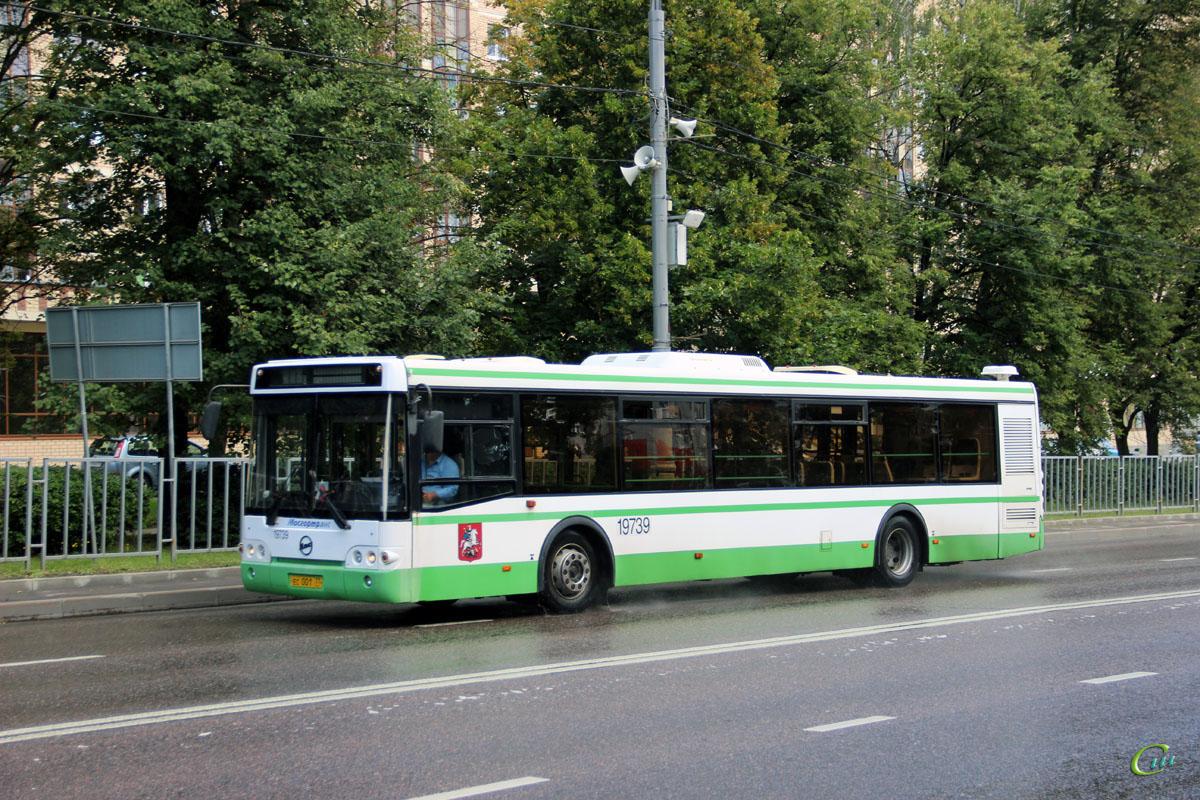 Москва. ЛиАЗ-5292.21 ес001