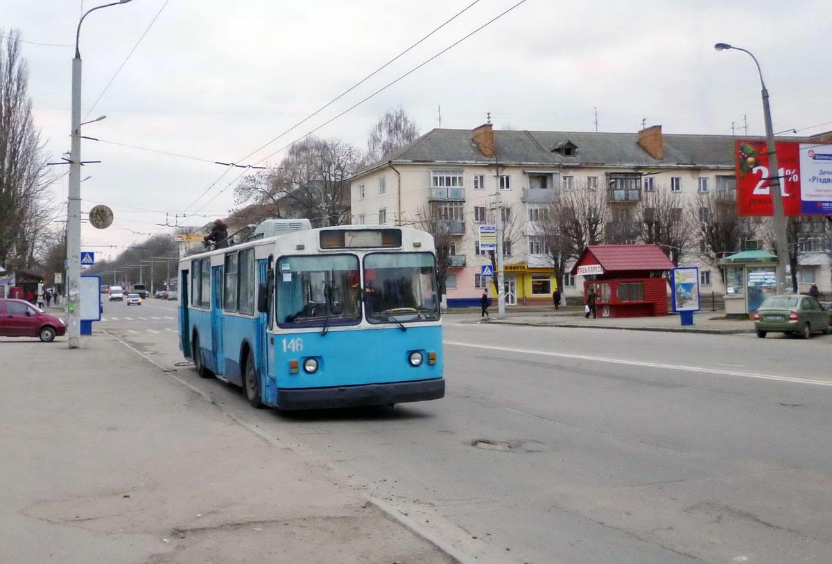 Луцк. ЗиУ-682В00 №146