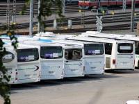Хельсинки. Irisbus Crossway LE 12.8M IJC-645, Irisbus Crossway LE 12.8M CHR-112, Irisbus Crossway 12.8M CHP-939, Volvo 8700LE KXG-250