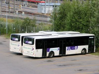 Хельсинки. Irisbus Crossway LE 12.8M BNZ-256, Irisbus Crossway LE 12.8M CHL-507