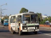 Иркутск. ПАЗ-32054 р166хт