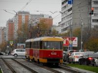 Москва. Tatra T3 (МТТЧ) №1332