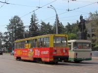 Иркутск. 71-605 (КТМ-5) №145, Mercedes-Benz O307 т908мм