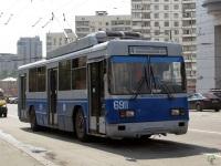 Москва. БТЗ-52761Р №6911