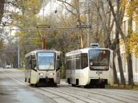 Москва. 71-619КТ (КТМ-19КТ) №4280, 71-619А (КТМ-19А) №4344