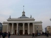 Москва. Станция метро Комсомольская