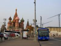 Москва. Mercedes O345 Conecto LF о848мт