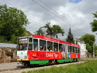 Пятигорск. Tatra KT4D №04