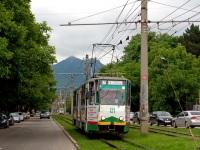 Пятигорск. Tatra KT4SU №121