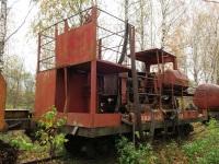 Рязань. Агрегат (насос) пожарного поезда