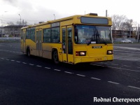 Череповец. MaxCi (Scania CN113CLL) ае786