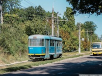 Одесса. Tatra T3SU мод. Одесса №4033