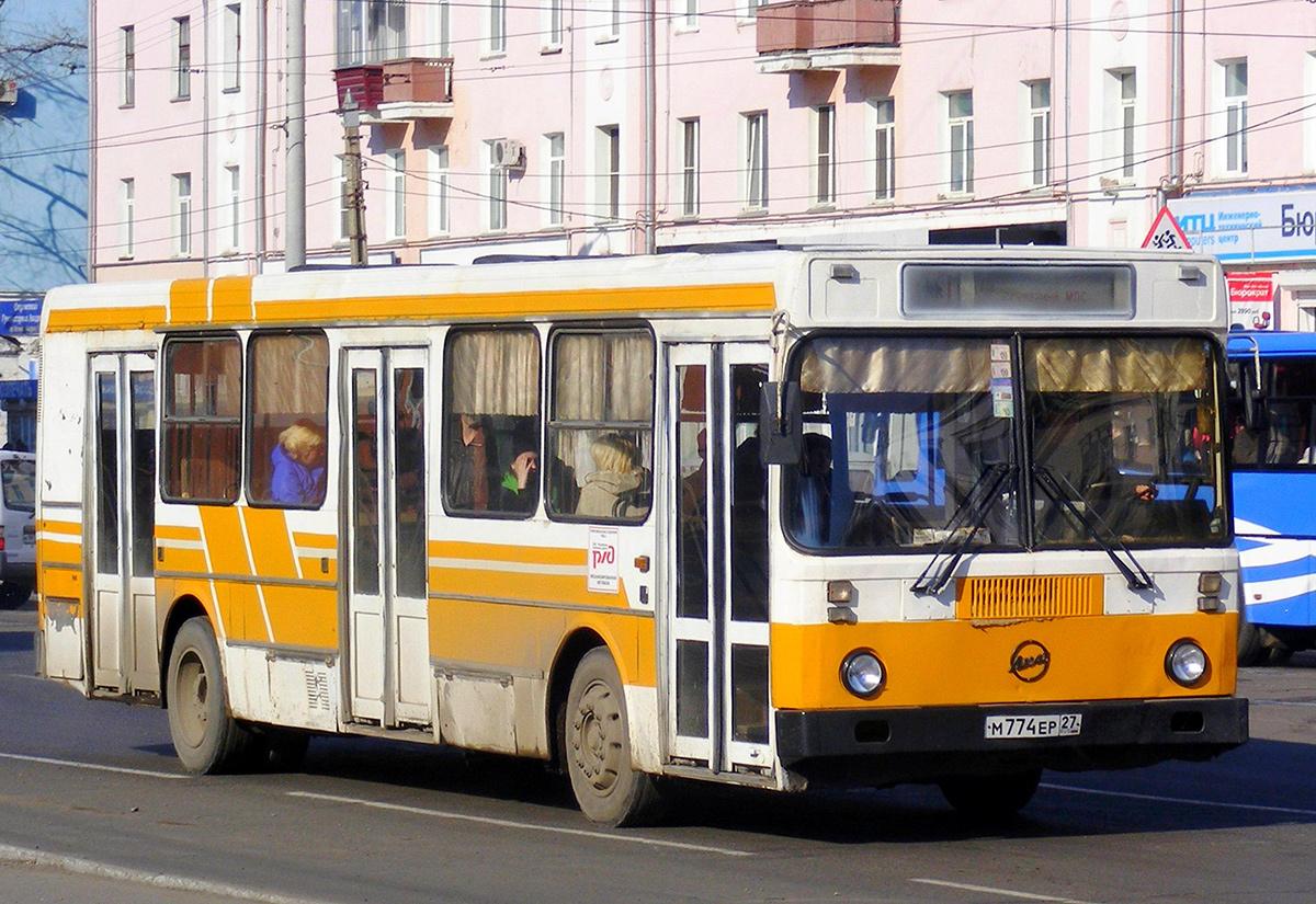 Комсомольск-на-Амуре. ЛиАЗ-5256.00 м774ер
