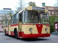 Санкт-Петербург. ЗиУ-682Б №4409