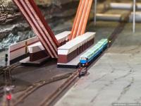 Санкт-Петербург. Макет станции глубокого заложения «Площадь Ленина