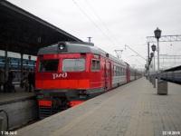 Москва. ЭД2Т-0037