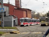 Москва. 71-153 (ЛМ-2008) №4904, 71-619А (КТМ-19А) №4359