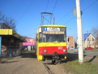 Ростов-на-Дону. Tatra T6B5 (Tatra T3M) №802