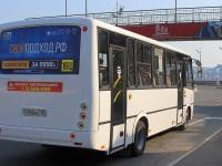 Владивосток. ПАЗ-320412 е586мо