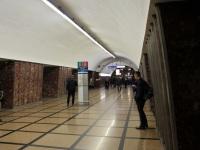 Санкт-Петербург. Станция метро «Московские ворота» Московско-Петроградская линия