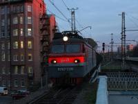 Санкт-Петербург. ВЛ10у-739