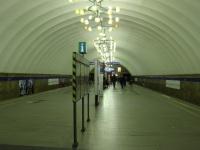 Санкт-Петербург. Станция метро «Озерки» Московско-Петроградская линия