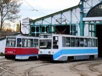Николаев. 71-608К (КТМ-8) №2132, 71-605 (КТМ-5) №2085
